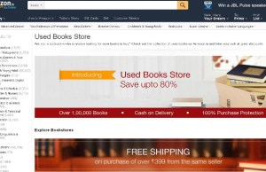 Amazon India launches used books store to tap small town readers