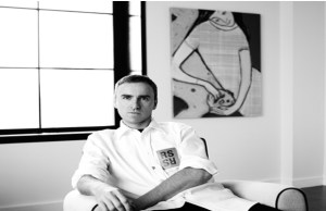 Calvin Klein names Raf Simons as Global Chief Creative Officer