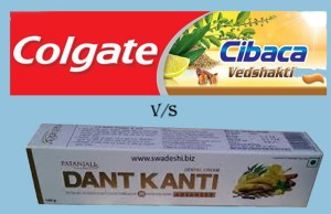 Herbal Wars: Colgate takes on Patanjali's Dant Kanti with Vedshakti