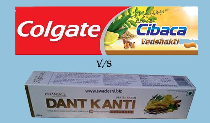 Herbal Wars: Colgate takes on Patanjali's Dant Kanti with Vedshakti