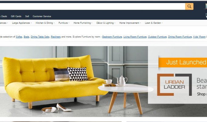 From online to offline urban ladder to provide seamless furniture buying experience