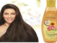 Avon launches Naturals hair oil; announces Waluscha De Sousa as face of Avon hair care