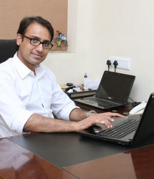 Shashank Chokhani, Managing Director, Kanhai Foods Pvt Ltd