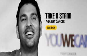 Yuvraj Singh enters fashion world for a cause