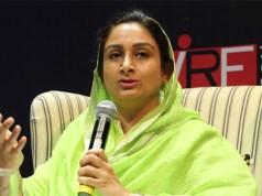 Foreign food companies keen to enter India: Harsimrat Kaun Badal