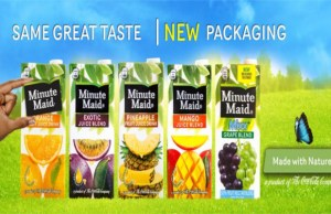 Coca Cola bets big on juice segment; to strengthen Minute Maid brand in India