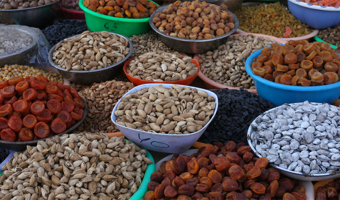 This festive season, say no to nuts?
