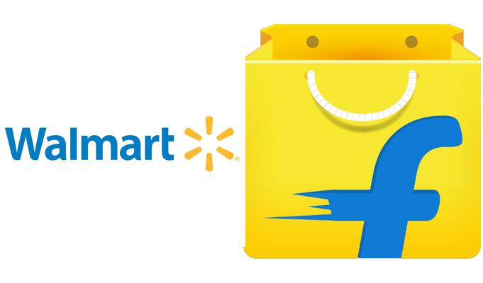 Walmart in preliminary talks to invest  billion in Flipkart