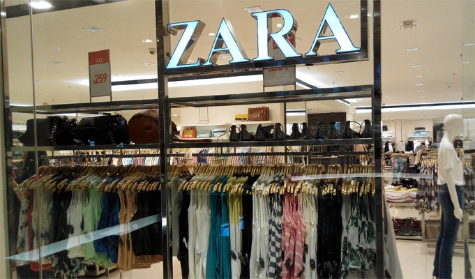 Zara goes online on Tmall.com in China