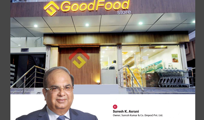 Good Food Store: Thinking big on small format concept