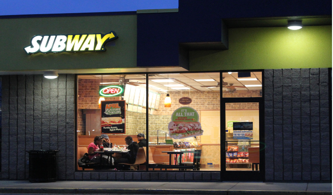 Subway becomes first and only fast food store serving at Rashtrapati Bhavan
