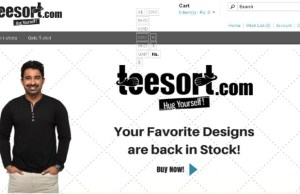 Teesort.com aims Rs500 crore turnover by 2020