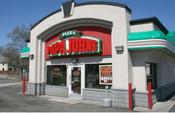Papa John's launches new app, raising funds not on the cards