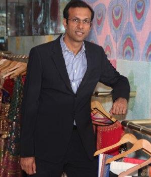 Siddharth Bindra, Managing Director, BIBA
