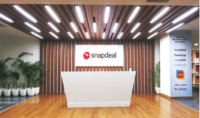 Snapdeal's COD business marginally hit by demonetisation
