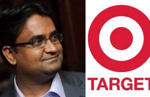 Target hires Walmart's Shekar Natarajan as SVP Network Planning