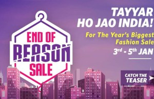 Myntra's New Year Resolution: Clock 25x sales via End of Reason Sale