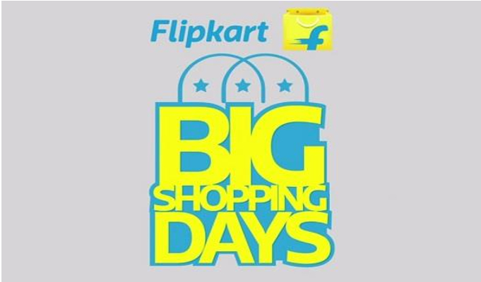 Image result for Flipkart is brining Big Shopping days