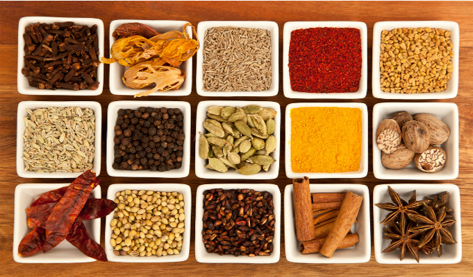Export of spices from India grow both in value and volume