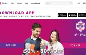 Myntra clocks 10 crores within the first five minutes of EORS