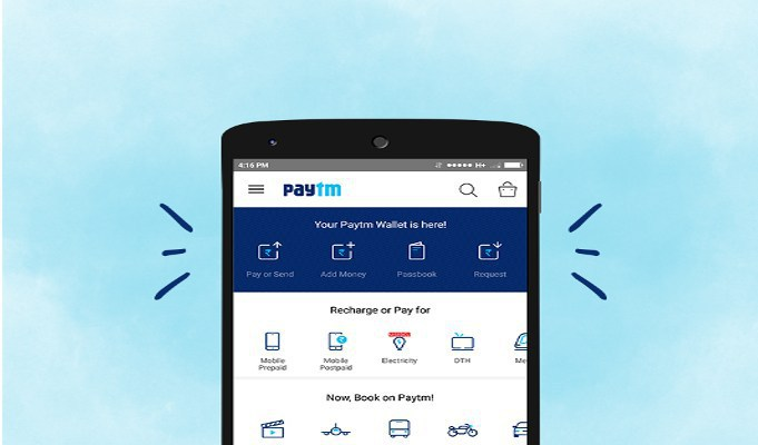 Paytm is now live across all major retail brand outlets in India