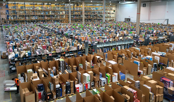Amazon says Tier III cities drove its first sale of 2017