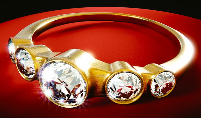Gems, jewellery exports to rise 10 pc in FY17