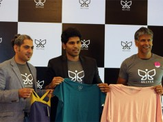 Milind Soman unveils active lifestyle brand for women, Deivee