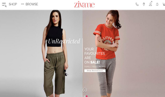Zivame: The lingerie retailing destination
