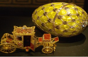 Iconic jewellery brand Faberge forays in India