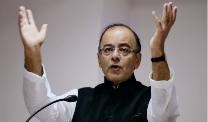 Arun Jaitley announced plans to uplift leather and footwear sector
