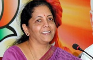 Retrenchment in e-commerce industry not unique to India: Nirmala