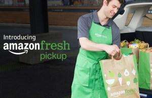 Amazon launches AmazonFresh Pickup service in Seattle