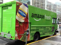 Amazon to open drive-up grocery locations, AmazonFresh Pickup, in US soon