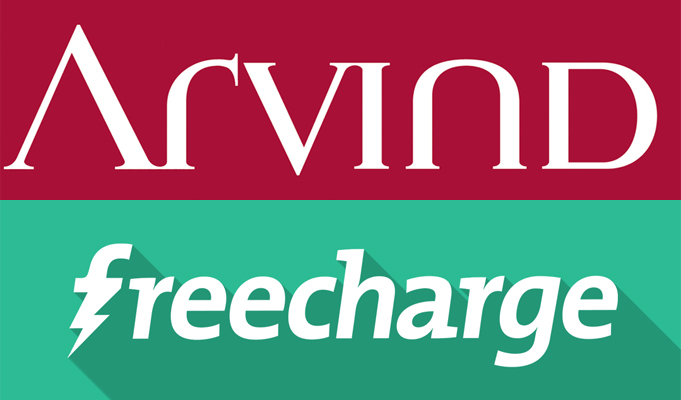 FreeCharge partners with Arvind Lifestyle Brands to increase focus on offline stores
