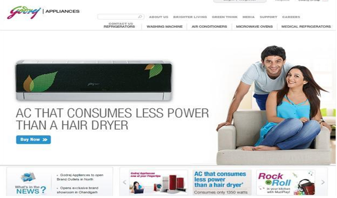 Godrej Appliances aiming to capture 20 pc market share in 5-star, inverter AC