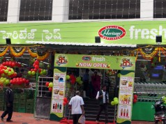 Heritage Fresh opens 4000 sq.ft. store in Hyderabad, its 80th in the city