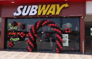 Subway expands retail footprint; opens 600th restaurant in India