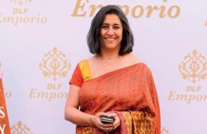 Dinaz Madhukar, Senior Vice President, DLF Luxury Retail & Hospitality