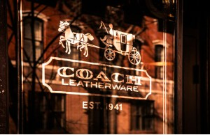 Coach Inc launches first store in capital
