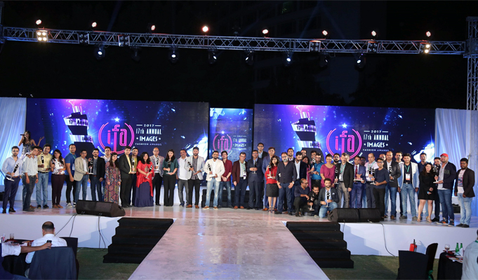 Future Lifestyle Fashions leads the pack of India's finest fashion retailers at IMAGES Fashion Awards 2017
