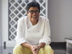 Chef Ritu Dalmia, Owner, Riga Foods