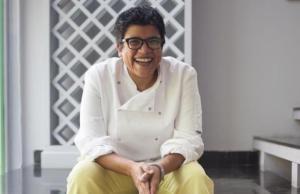 Chef Ritu Dalmia, Owner, Riga Foods