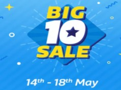 Flipkart turns 10, announces Big 10 sale as a return gift to consumers this weekend