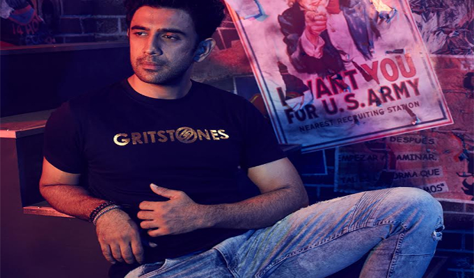 Gritstones ropes in Amit Sadh as their new brand face