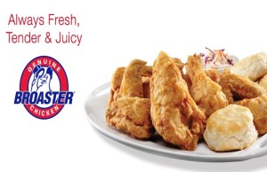 Yellow Tie Hospitality opens second outlet of Genuine Broaster Chicken in north east