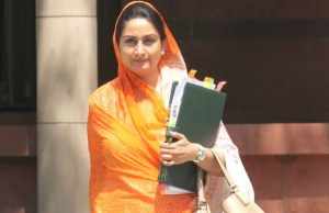 Harsimrat Kaur Badal takes up high GST rate on pickles, papad with FM