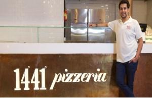 Krishna Gupta, Managing Director, 1441 Pizzeria