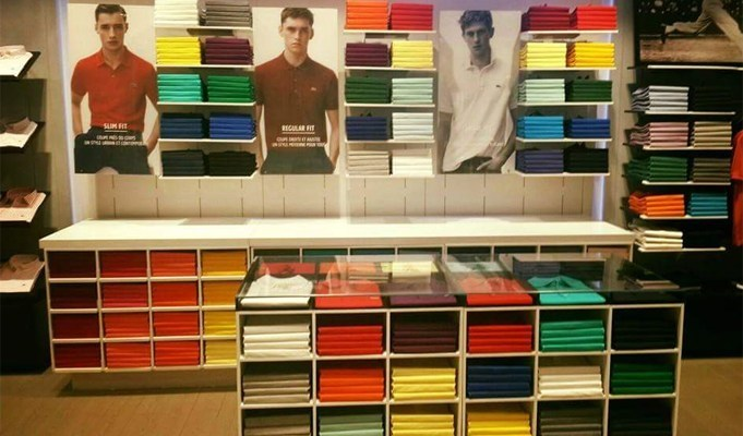Lacoste to launch new store concept as it moves toward uber premiumisation