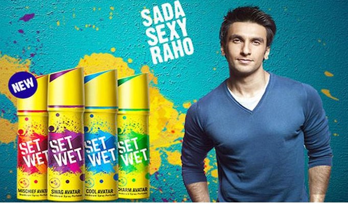 Set Wet launches a new range of personalized deodorants